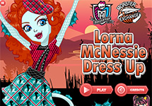 Vestir a Lorna Mcnessie
