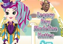Vestir a Madeline Dia del Legado