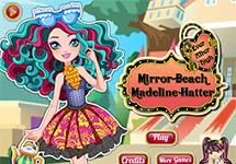 Vestir a Madeline Mirror Beach