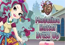 Vestir a Madeline Hatter