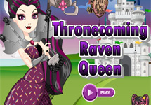 Vestir a Raven (Thronecoming)