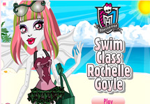 Vestir a Rochelle Goyle Swim