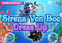 Vestir a Sirena bajo el mar