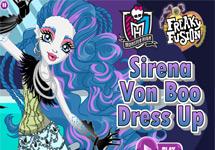 Vestir a Sirena Von Boo