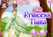 Vestir a Tiana
