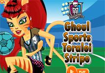 Vestir a Toralei Ghoul Sports
