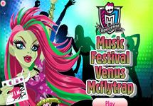 Vestir a Venus Festival Musical