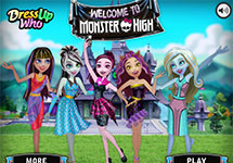 Juego de Monster High Monster High